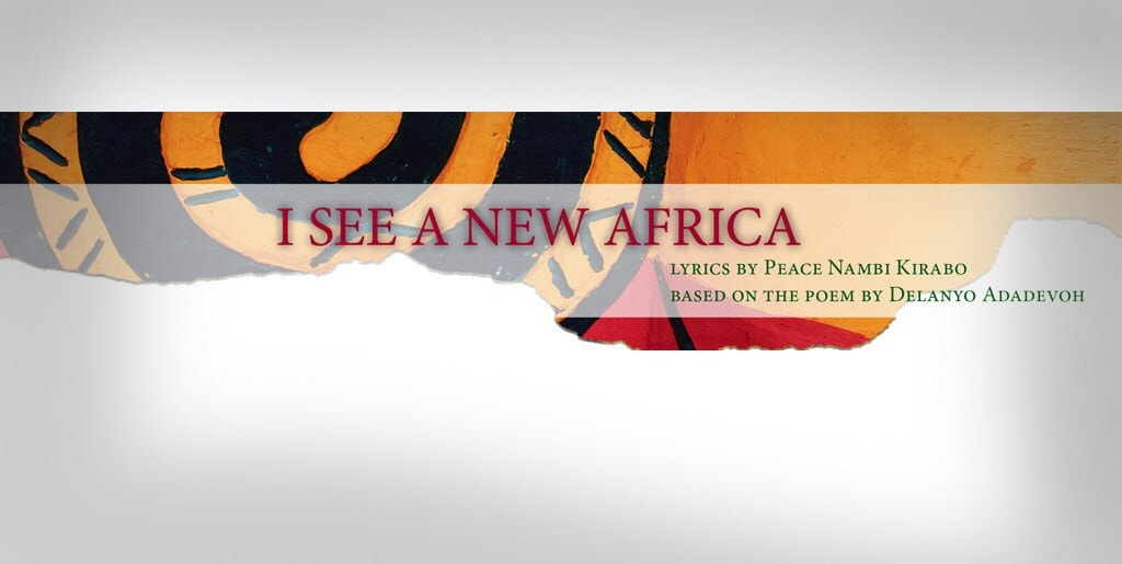i see a new africa poem by adadevoh