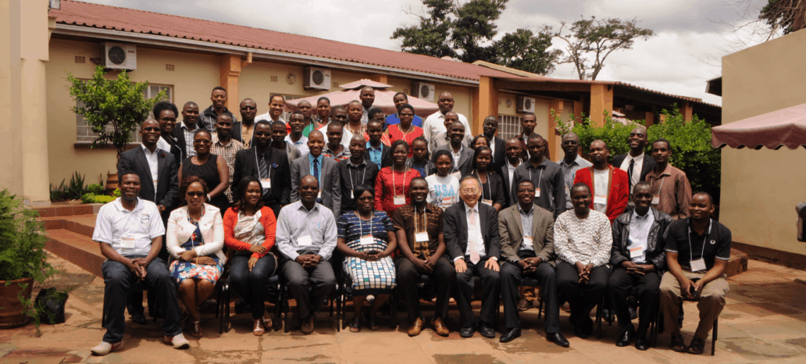 ILF malawi police service group picture